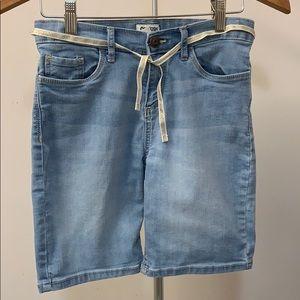 Girls' Jean Shorts